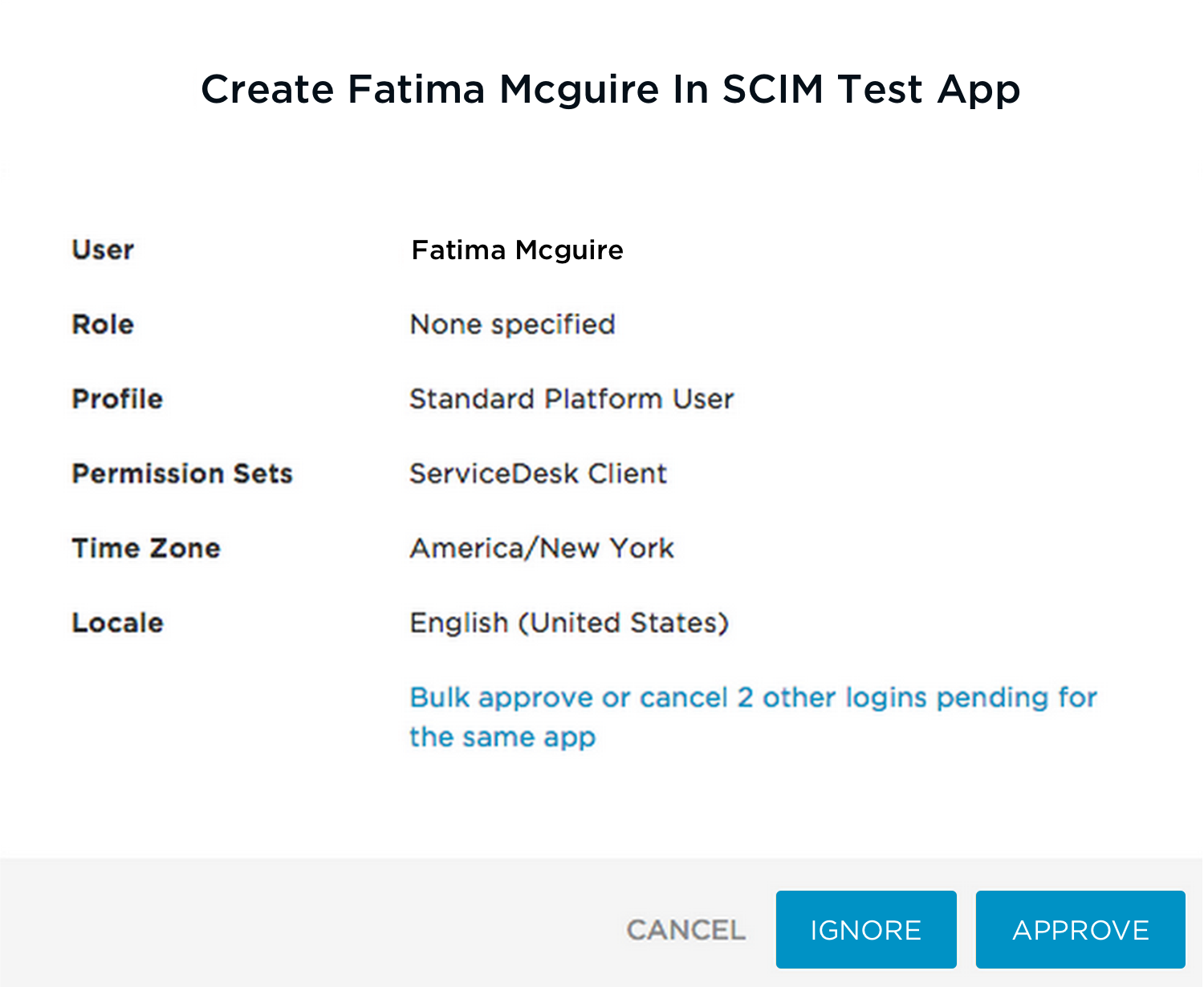 Step 4  Test Your SCIM Implementation - OneLogin Developers