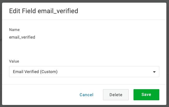 Set Email Verified