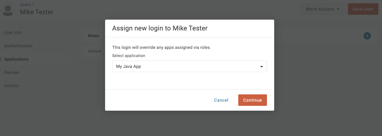 Assign App